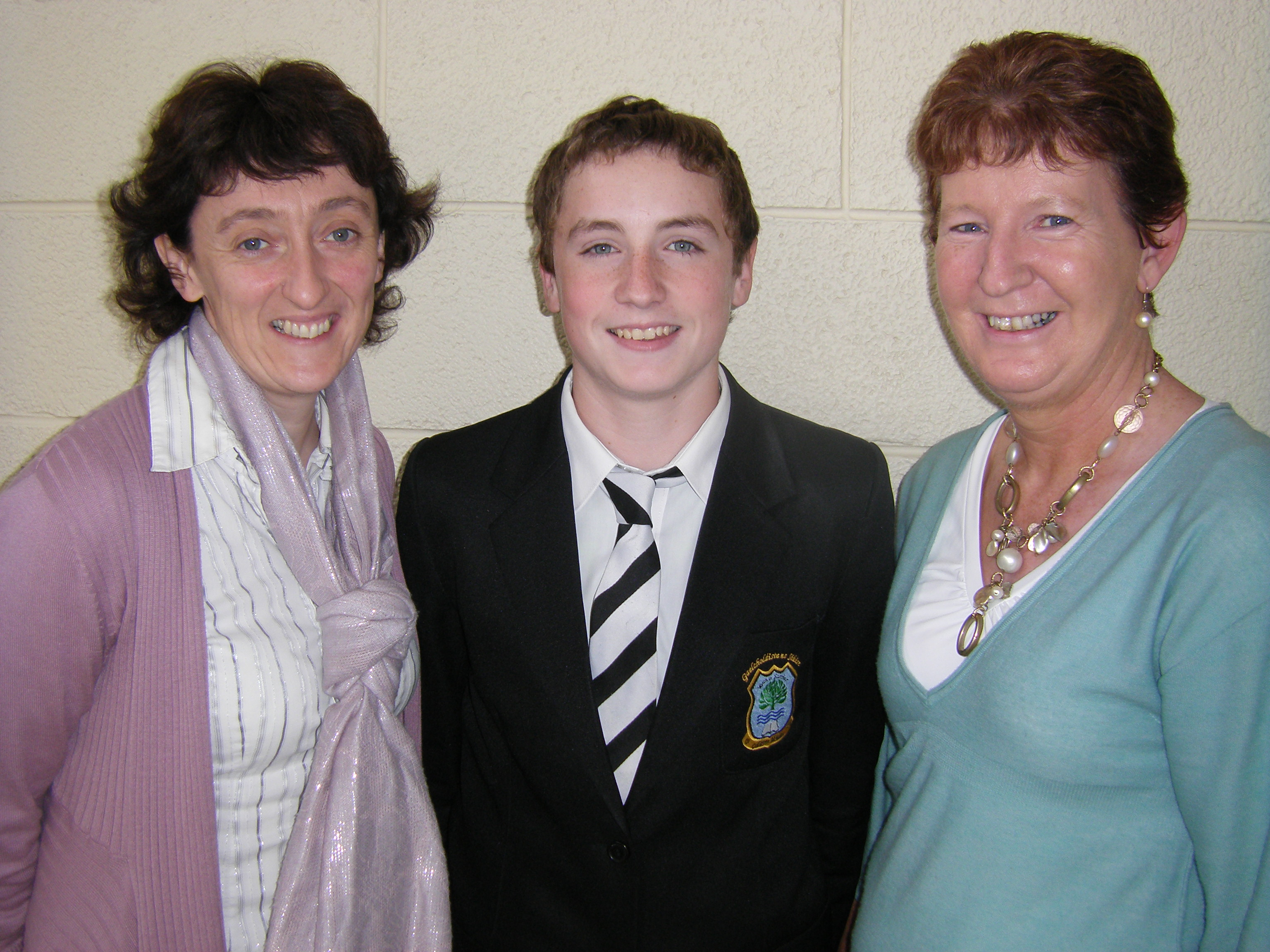 dnal o maolcatha coliste mhuire co ed science  maths olympiad winner miss conroyscience teacher  miss cahill maths teacher